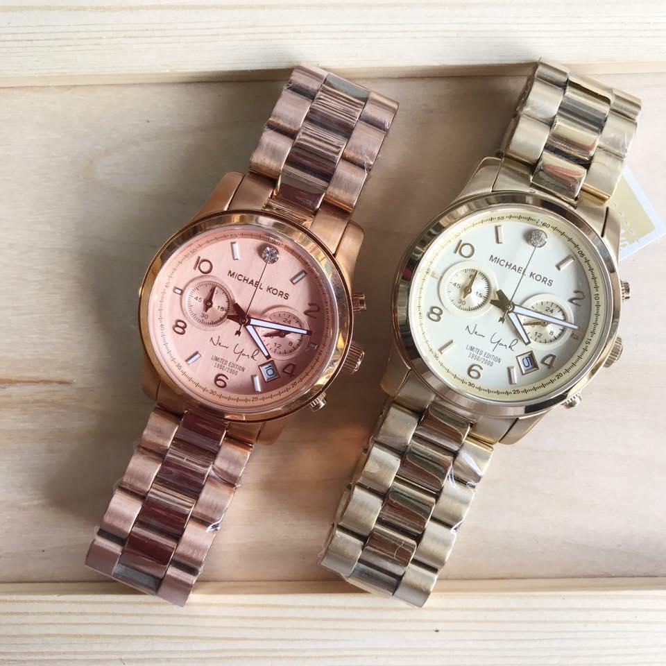 ed95f9d31fc0 Limited Edition Michael Kors Paris and New York Watch – LPFashion